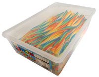 AIT Multicolour Twists (105pc in a 2.2kg Tub)