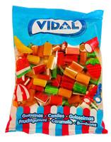 Vidal Funny Allsorts ( 1kg Bag)