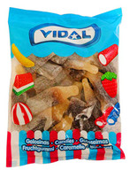 Vidal Giant Sour Cola Bottle, by vidal,  and more Confectionery at The Professors Online Lolly Shop. (Image Number :11626)