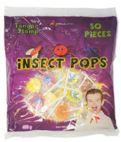 Insect Pops - Tongue Tattoo (400g Bag)