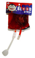 Blood Bag Syrup and more Confectionery at The Professors Online Lolly Shop. (Image Number :13094)