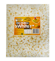 Lolliland Mini Marshmallows - White (1kg bag)
