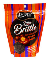 Darrell Lea Little Brittle Choc Almond, by Darrell Lea,  and more Confectionery at The Professors Online Lolly Shop. (Image Number :11718)