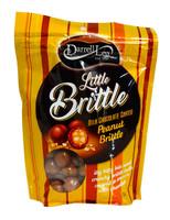 Darrell Lea Little Brittle Choc Peanut (200g Bag)