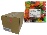 Allseps Bulk Fruity Frogs and more Confectionery at The Professors Online Lolly Shop. (Image Number :12832)