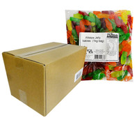 Allseps Bulk Jelly Babies, by Allseps,  and more Confectionery at The Professors Online Lolly Shop. (Image Number :12118)