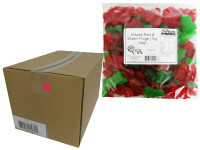 Allseps Bulk Red and Green Frogs (8x1Kg Bags)