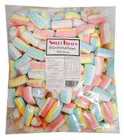 Sweet Treats Marshmallow - Batch Issues - Rainbow Log and more Confectionery at The Professors Online Lolly Shop. (Image Number :12993)