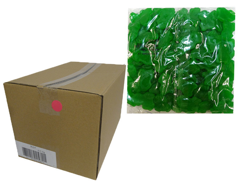 Allseps Bulk Green Frogs, by Allseps,  and more Confectionery at The Professors Online Lolly Shop. (Image Number :12834)