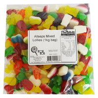 Allseps Mixed Lollies (1kg bag)