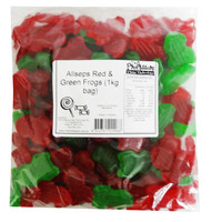 Allseps Red & Green Frogs (1kg bag)