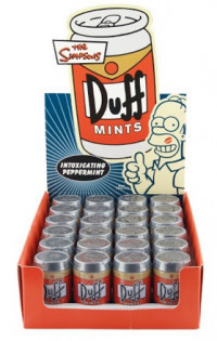 Duff Mints and more Confectionery at The Professors Online Lolly Shop. (Image Number :11521)