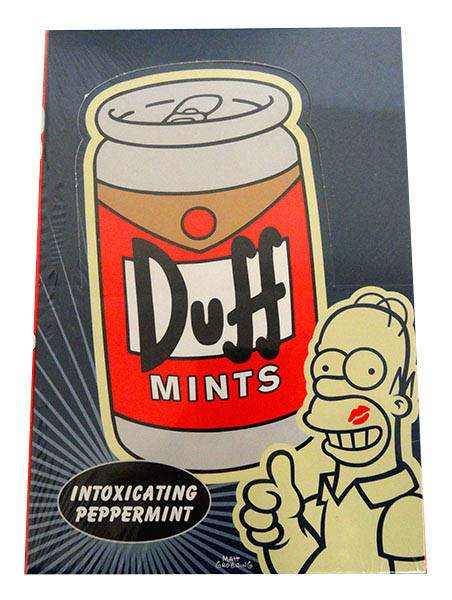 Duff Mints and more Confectionery at The Professors Online Lolly Shop. (Image Number :13146)