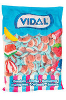 Vidal Jelly Filled Brains (1Kg bag)