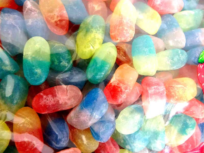 Vidal Gemmies, by vidal,  and more Confectionery at The Professors Online Lolly Shop. (Image Number :13302)