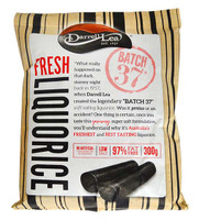 Darrell lea - Fresh Liquorice (300g Bags)- Short date special 16th March