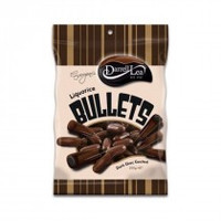Darrell Lea - Milk Choc Bullets, by Darrell Lea,  and more Confectionery at The Professors Online Lolly Shop. (Image Number :11663)