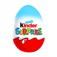 Kinder Surprise - Blue (20g x 24 Egg pack)