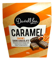 Darrell Lea - Caramel Snows and more Confectionery at The Professors Online Lolly Shop. (Image Number :13687)