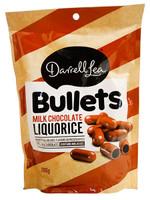 Darrell Lea - Milk Choc Bullets ( 200g)
