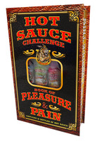 Ass Kickin Hot Sauce Challenge - Book of Pleasure & Pain