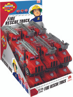 Fireman Sam Fire Truck with candy and more Confectionery at The Professors Online Lolly Shop. (Image Number :11806)