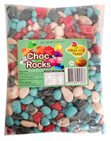 Lolliland Choc Rocks (1kg Bag)