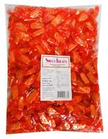 Sweet Treats Happy Party  Chews - Orange (1kg Bag)