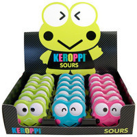 Keroppi sours and more Confectionery at The Professors Online Lolly Shop. (Image Number :11870)