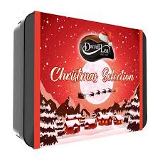Darrell Lea Christmas Selection, by Darrell Lea,  and more Confectionery at The Professors Online Lolly Shop. (Image Number :11884)
