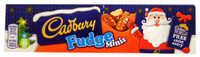 Cadbury Fudge Minis (72g Tube) - b/b 31/3/19