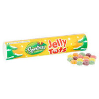 Rowntrees - Jelly Tots Tube (130g)