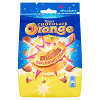 Terry's Chocolate Orange Mini Exploding Candy (125g)