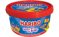 Haribo Share The Fun Tub ( 28 x 25g bags)