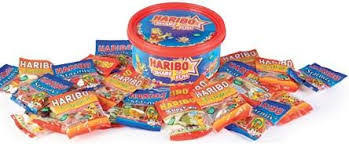 Haribo Share The Fun Tub, by Haribo,  and more Confectionery at The Professors Online Lolly Shop. (Image Number :11958)
