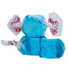 Taffy Town - Salt Water Taffy - Raspberry, by Other,  and more Confectionery at The Professors Online Lolly Shop. (Image Number :12625)
