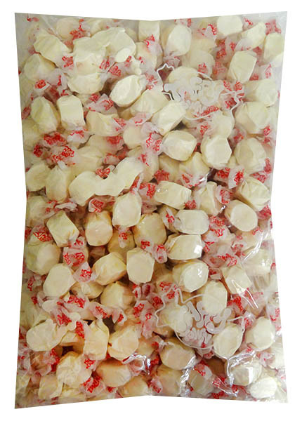 Taffy Town - Salt Water Taffy - Vanilla, by Other,  and more Confectionery at The Professors Online Lolly Shop. (Image Number :12236)