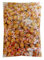 Taffy Town - Salt Water Taffy - Caramel Swirls (2.27kg bag)