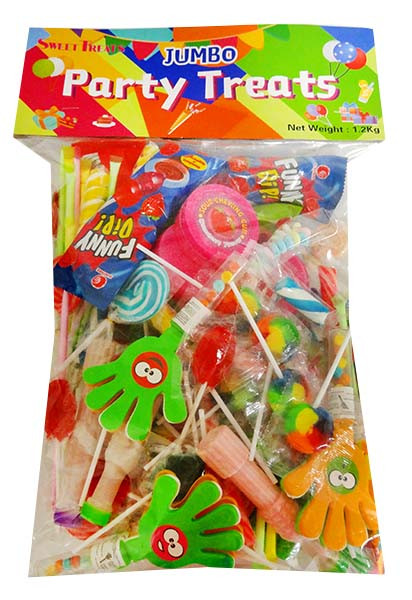 Sweet Treats - Jumbo Party Treats and more Confectionery at The Professors Online Lolly Shop. (Image Number :12186)