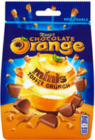Terry's Chocolate Orange Mini Toffee (125g)