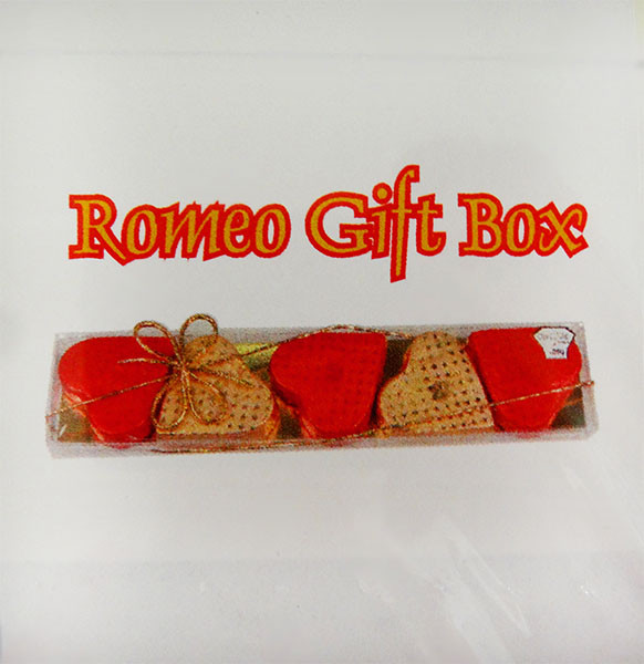 Chocolate Gems - Romeo Hearts Gift Box - Cupid, by Chocolate Gems,  and more Confectionery at The Professors Online Lolly Shop. (Image Number :12195)