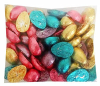Chocolate Gems -  Pastel Chocolate Half Eggs, by Chocolate Gems,  and more Confectionery at The Professors Online Lolly Shop. (Image Number :12183)