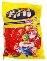 Fini Strawberry Licorice Twists, by Fini,  and more Confectionery at The Professors Online Lolly Shop. (Image Number :13043)
