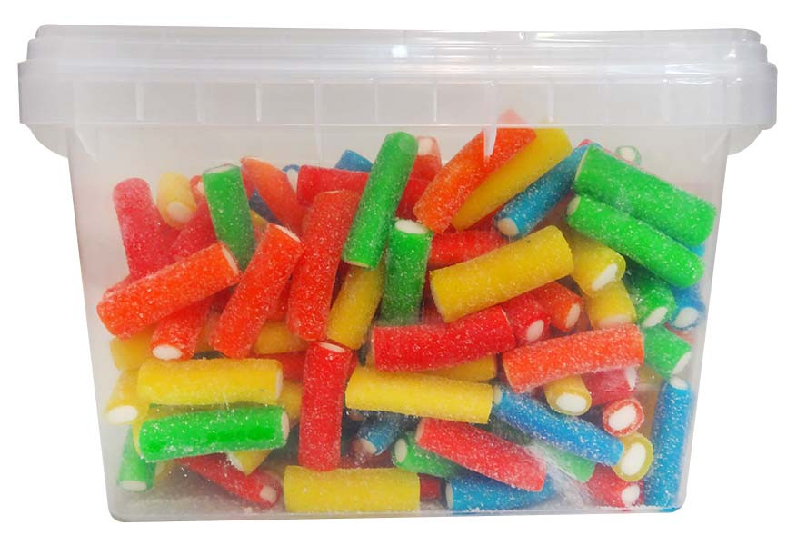 Chunky Funkeez Mini Pencils, by Candy Brokers,  and more Confectionery at The Professors Online Lolly Shop. (Image Number :12218)