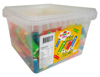Chunky Funkeez Mini Pencils (Approx 375  in a display container)
