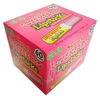 Swizzles Lovehearts Lipsticks, by Swizzels Matlow,  and more Confectionery at The Professors Online Lolly Shop. (Image Number :13003)
