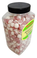 Maxons - Strawberries & Cream and more Confectionery at The Professors Online Lolly Shop. (Image Number :12957)