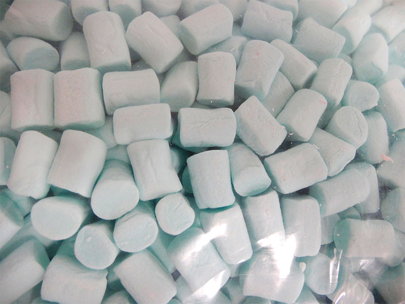 Sweet Treats Mini Marshmallow - Blue, by Brisbane Bulk Supplies,  and more Confectionery at The Professors Online Lolly Shop. (Image Number :12999)