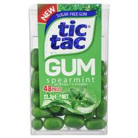 Tic Tac Gum - Spearmint Gum ( 12 x 23.3g)