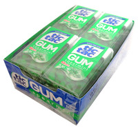 Tic Tac Gum - Spearmint Gum, by Ferrero,  and more Confectionery at The Professors Online Lolly Shop. (Image Number :13715)